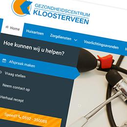 Afbeelding Gezondheidscentrum Kloosterveen
