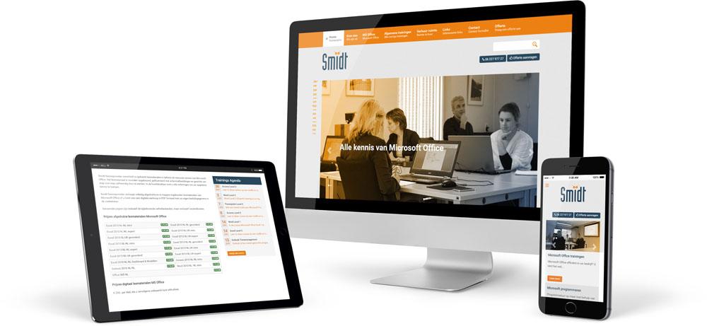 Smidt - Kennis provider